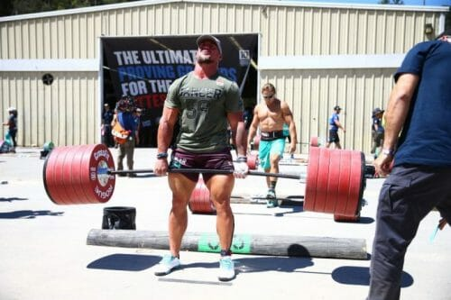 crossfit guy deadlift