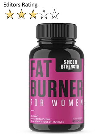 Sheer Strength Fat Burner