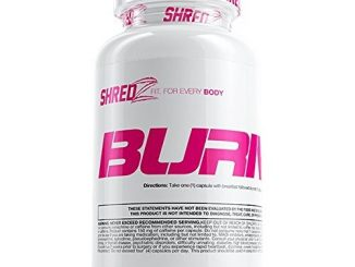 Shredz Fat Burner