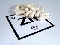 zinc pills testosterone