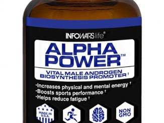 Alpha Power bottle