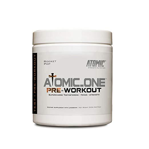 Atomic one Pre Workout