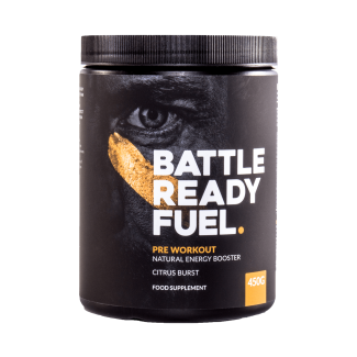 Battle ready fuel pre-workout