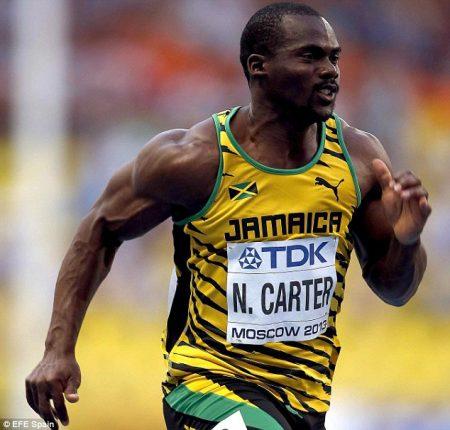 Nesta Carter Muscle
