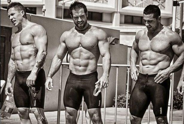 Crossfit muscle