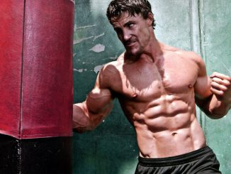 Greg plitt ripped