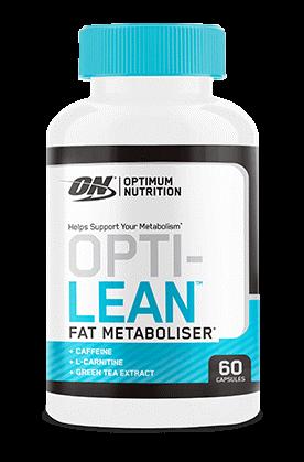 Opti Lean fat metabolizer