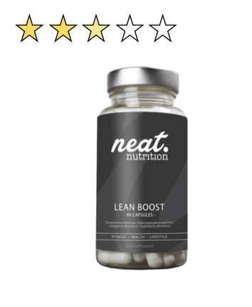 Lean Boost Fat Burner Review