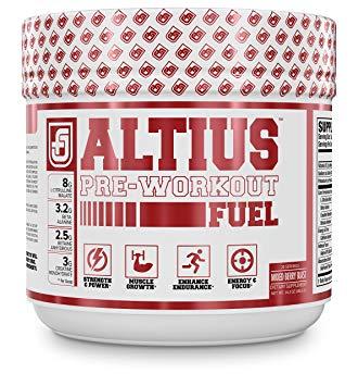 Altius pre-workout