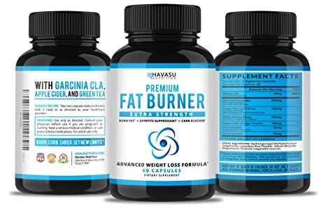 3 Bottles Havasu Premium Fat Burner Review