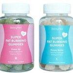Super Fat Burning Gummies Skinny Mint Review