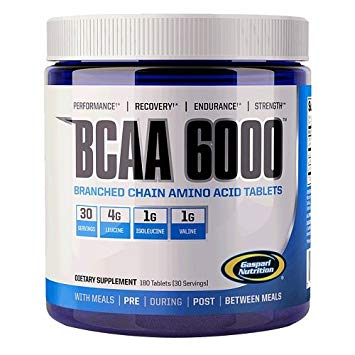 BCAA 6000 by Gaspari Nutrition