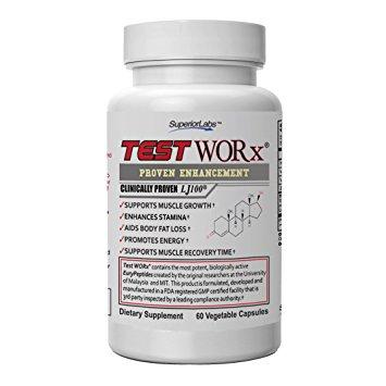 Test WorX Bottle