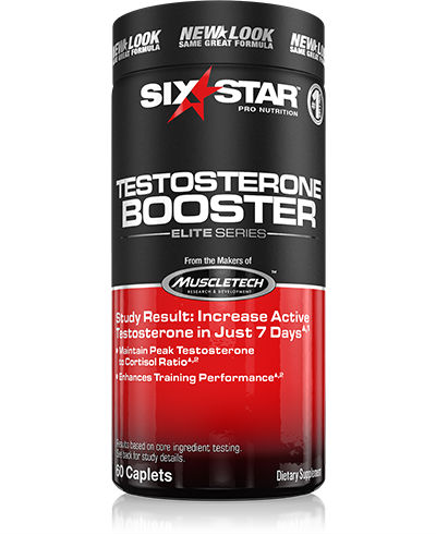 Six Star Test Booster Review