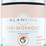 Alani Nu Pre Workout Review