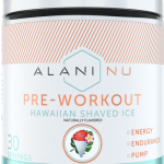 Alani Nu Pre Workout Review