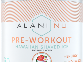 Aluni Nu pre-workout review