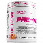 Shredz Pre-Workout Review