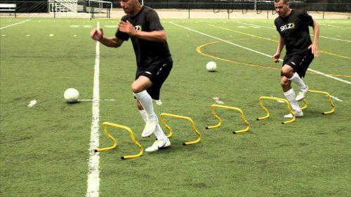Step Hurdle agility Training