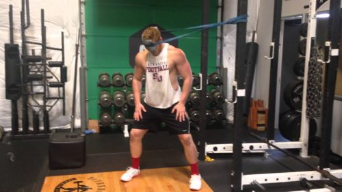 4-Way Band Neck exercise