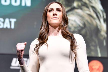 Megan Anderson MMA