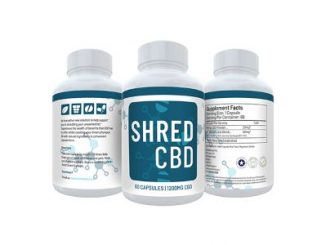 Shred CBD Fat Burner