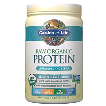 Raw Organic Protein by Garden of Life