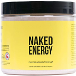 Naked Energy Naked Nutrition Pre-Workout Review