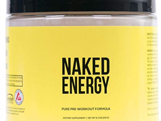 Nake Energy Pre Workout Review