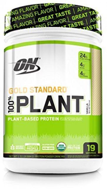 Optimum Nutrition Gold Plant-Based Vegan
