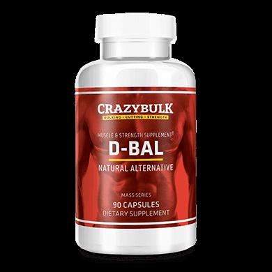 D Bal bodybuilding supplement