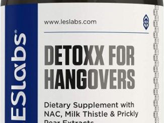 Detoxx hangover supplement