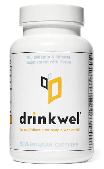 Drinkwel hangover supplement