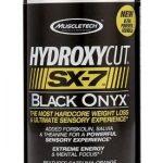 Hydroxycut SX 7 Black Onyx Review