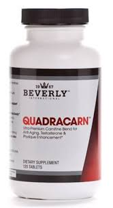 Quadracarn fat burner