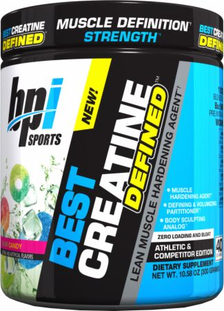 Best Creatine Defined by BPI Sports