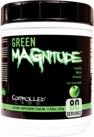 Green MAGnitude by Controlled Labs