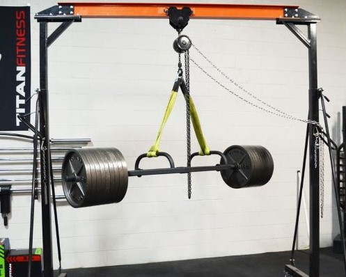trap bar weight testing