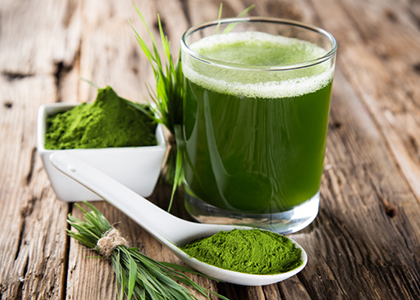 Green Superfood Drink