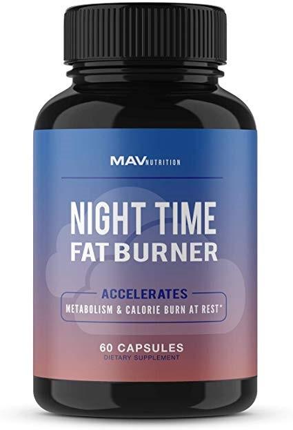 mav Night Time Fat Burner