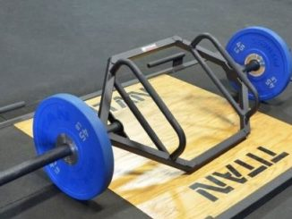 Titan Fitness Trap Bar