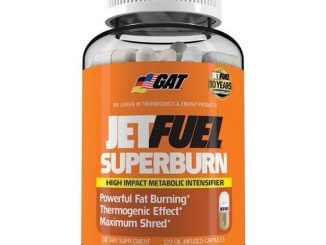 Jet Fuel Superburn