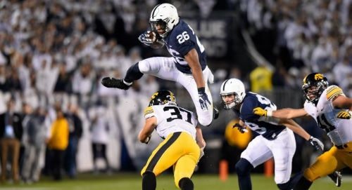 Saquon Barkley at Penn State