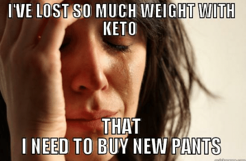 Ketosis weight loss