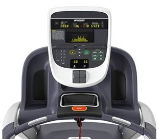 Precor TRM 835 Commercial Series Treadmill with P30 Console 2