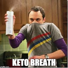 keto bad breath