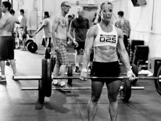deadlift girl