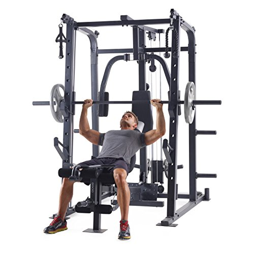 ICON Fitness Weider PRO 8500 Smith Cage