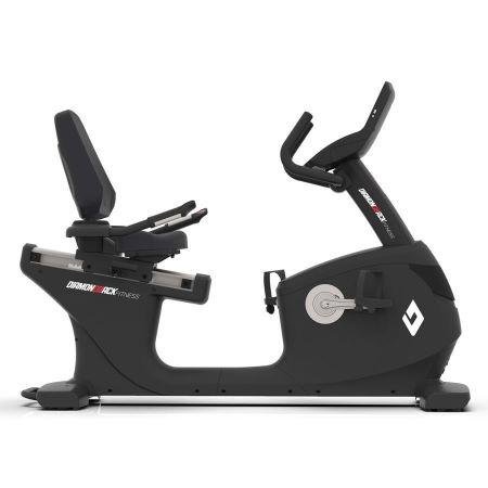 Recumbent Magnetic Exercise Bike by Diamondback Fitness