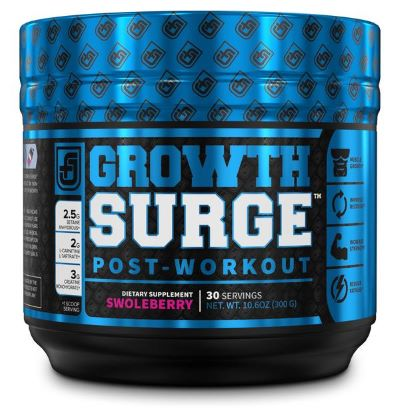Groth Surge Post Workout Supplement